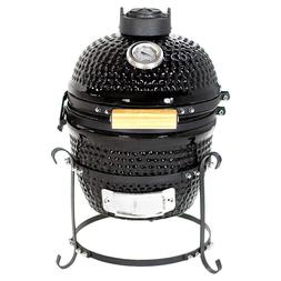 NEW Louisiana Grills 13 inch Ceramic Kamado Charcoal BBQ Gri