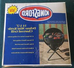 """kingsford 14 1/2"""" Deluxe Mini Kettle Charcoal Grill"""