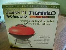 """Cuisinart 14"""" Charcoal Grill"""
