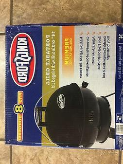 "Kingsford 14"" Kettle Grill with Hinged Lid - NEW!"