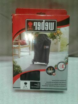 18 in. charcoal grill cover | weber premium kettle bag grill