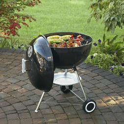 Weber 22 In. Original Kettle Charcoal Grill Outdoor Cooking
