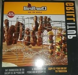 22 Piece Turkey Fryer Accessory Kit Char Broil Chicken Cooki