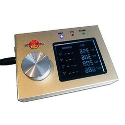 LavaLockⓇ 4-Probe Automatic BBQ Controller w/ 50 cfm Varia