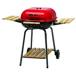 Best 4100 Series Swinger Backyard Charcoal Grill in Durable,