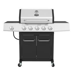 Expert Grill 5 Burner Gas Grill w/ Side Burner