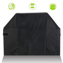 "52"" to 58"" Inch Grill Cover Heavy Duty Waterproof for Weber"