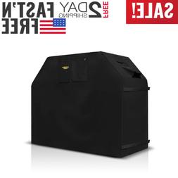 "52"" to 58"" Inch Grill Cover Heavy Duty Waterproof Weber Char"