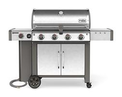 New Weber 67004001 Genesis II LX S-440 Stainless Steel Natur