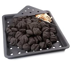 Napoleon 67732 Commercial Charcoal and Smoker Tray