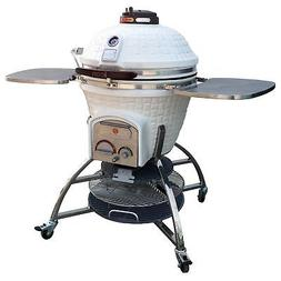 Icon Grills 700 Series 714 Square Inch Charcoal Kamado Grill