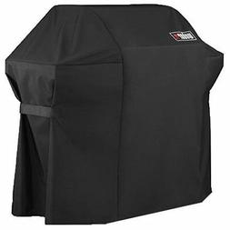 Weber 7107 Genesis 300 Grill Cover, Black