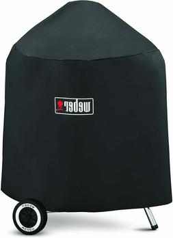 WEBER 7149 GRILL COVER WITH STORAGE BAG FOR WEBER CHARCOAL G