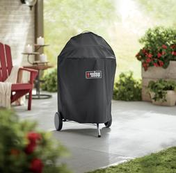 Weber 7150 Grill Cover with Storage Bag for Master-Touch Cha