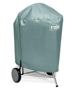 Weber 7176 22 Inch Charcoal Kettle Grill Cover New in Box