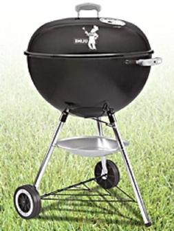 Weber 741001 Original Kettle 22-Inch Charcoal Grill W/ ULINE