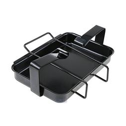Uniflasy 7515 Grill Catch Pan Holder/Grease Collection Pan R