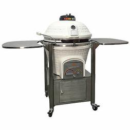 Icon Grills 800 Series 714 Square Inch Charcoal Kamado Grill
