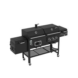 Smoke Hollow 8500 Lp Gas/Charcoal Grill with Firebox