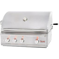 """Blaze Grills 34"""" Professional Grill with 3 Burners"""