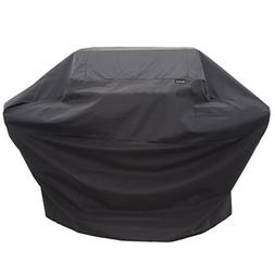 Char Broil Universal 62 In x 42 In Black Vinyl Grill Cover F