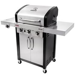 Char-broil - Professional Series 3 Burner Gas Grill - Stainl