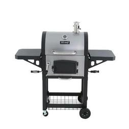 Dyna Glo Charcoal Grill Heavy Duty Cast Iron Stainless Steel