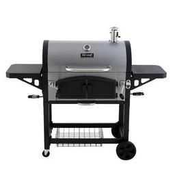 Dyna Glo Premium Charcoal Grill Heavy Duty Stainless Steel O