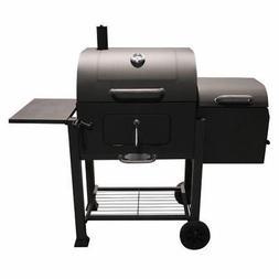 Landmann USA 560202 Vista Charcoal Grill with Offset Smoker
