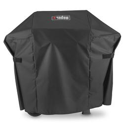 NEW ! WEBER *7138 GRILL COVER & *7137 GAS TANK COVER *COMBO