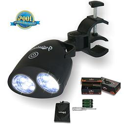 Barbecue Grill Light - Best to Illuminate Any BBQ at Night -