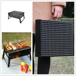 BBQ Barbecue Grills Outdoor Garden Charcoal Barbeque Patio P