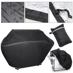 "BBQ Gas Charbroil Weber Grill Cover 57"" Barbecue Heavy Duty"