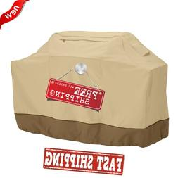 """BBQ Gas Grill Cover 58 64 70"""" Barbecue Heavy Duty Waterproof"""