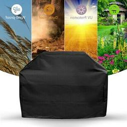 BBQ Gas Grill Cover Waterproof Outdoor Heavy Duty Charcoal P
