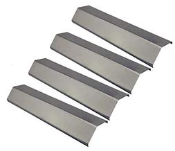 VICOOL BBQ Gas Grill Heat Plate Stainless Steel Heat Shield