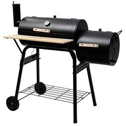 Giantex BBQ Grill Charcoal Barbecue Grill Outdoor Pit Patio
