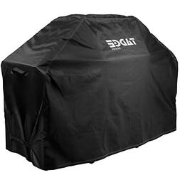 Tadge Goods BBQ Grill Cover w/Handles  Waterproof, Heavy Dut