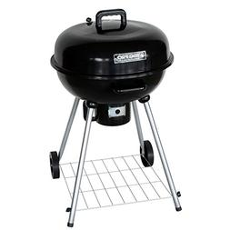 """Bbq Pro Grill. This Charcoal Pro 22.5"""" Round Kettle Grill Is"""