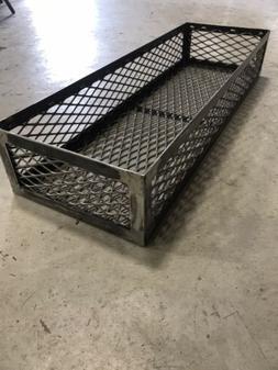 BBQ Smoker wood / charcoal basket  grilling basket Oklahoma