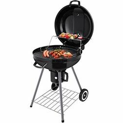 BEAU JARDIN BBQ009 barbeque009 Portable Charcoal 22 Inch BBQ