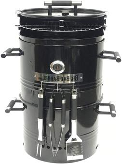 BBQ Charcoal Grill Outdoor Portable Pit Smoker Heavy Duty Pi