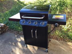 Brand New, Fully Assembled Char-Broil 4 Burner Gas Grill Sid