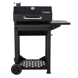 Nexgrill Cart Style Charcoal BBQ Grill Outdoor Patio Deck Ba
