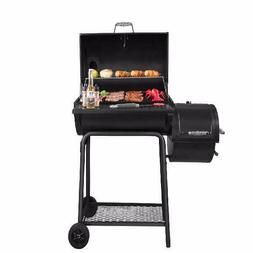 Royal Gourmet CC1830F Charcoal Grill with Offset Smoker 800