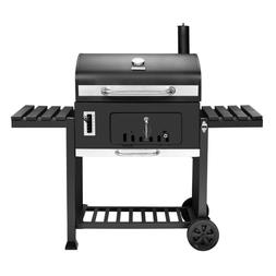 "Royal Gourmet CD2030 Charcoal Grill Large 30"", Outdoor Barbe"