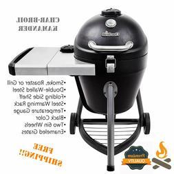 Char-Broil KAMANDER Charcoal Kamado Grill Smoker Brand New