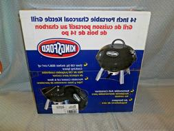 Char-Broil Portable 14 in. Charcoal Kettle Tabletop Grill~ N