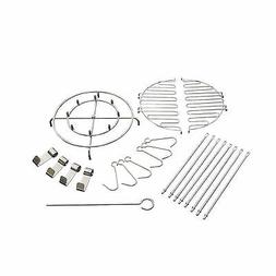 CHAR-BROIL SRG SMOKER ROASTER GRILL 22 pc accessory kit FREE