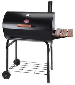 Char-Griller 2222 Pro Deluxe Charcoal Grill &Amp; Smoker